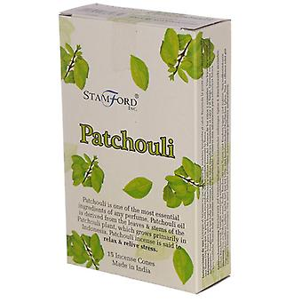 Incense Cones - Patchouli by Stamford