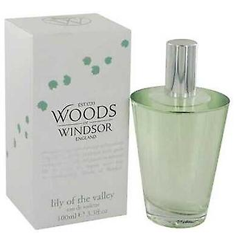 Lily Of The Valley (woods Of Windsor) By Woods Of Windsor Soap 6.7 Oz (women) V728-552625