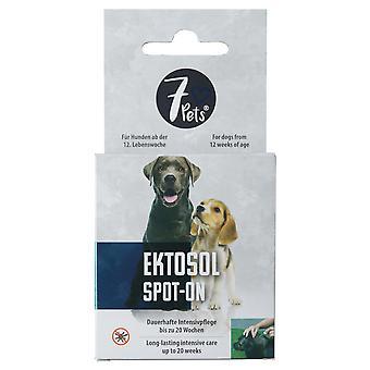 SCHOPF 7Pets® Ektosol Spot-on for Dogs, 10 ml