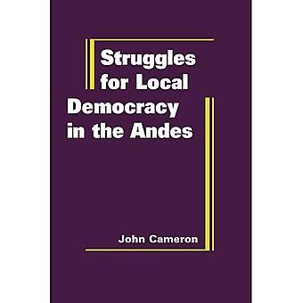 Strijd voor lokale democratie in de Andes