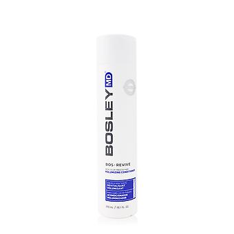 Bosley md bos revive non color treated hair volumizing conditioner 255810 300ml/10.1oz