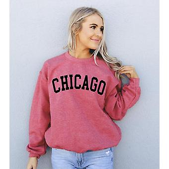 Чикаго футболку