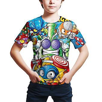 Hoodies Super Zings Serie Voor Baby Sweat Sportkleding T-shirt