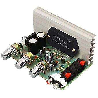 Dx-0408 18v 50w+50w 2.0 Kanal Stk Tjock Film Serie Power Förstärkare Styrelse