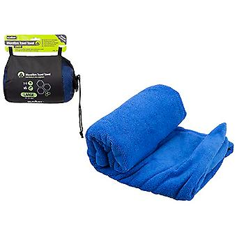 Summit Microfibre Towel Quick Dry Travel Large Bath Camping Sports Beach Gym