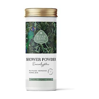 Shower Soap Powder Eucalyptus Normal Skins Refreshing Bio 90 g