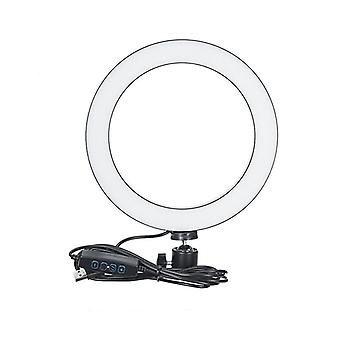 3500-5500k Photography Dimmable Led Selfie Video, Live Photo Studio Lamp With