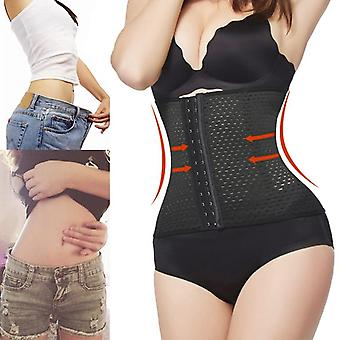 Corset Waist Trainer Corsets Steel Boned Steampunk Party Bustiers Gothic
