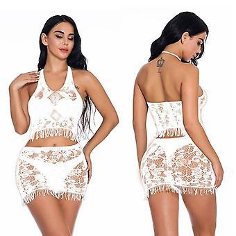 Plus Taille Sexy Lingerie Underwear Dentelle Nightdress Costumes Sleepwear