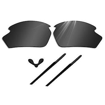 Polarized Lenses Replacement And Rubber Nose Pads And Earsocks For Rudy