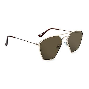 *New* geo wireframe polarized sunglasses