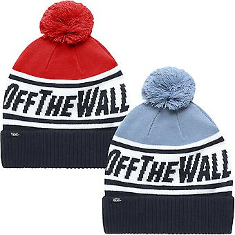 面包车孩子从墙上铐精细针织冬季温暖蜜蜂泡泡帽