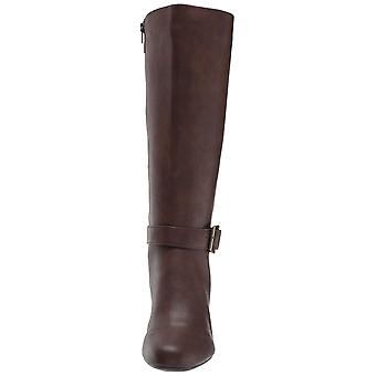 Aerosoles Womens Patience Round Toe Knee High Fashion Boots