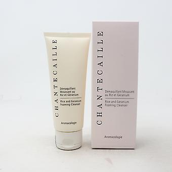 Chantecaille Rice And Geranium Foaming Cleanser  2.46oz/70g New With Box