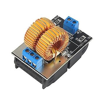 Mini Zvs Induction Flyback Driver Board Heater Diy Cooker+ Ignition Coil