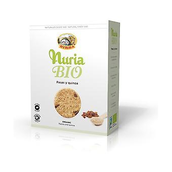 Raisin Cookies with Organic Quinoa 280 g