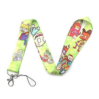 Funny Kawaii Kids Lanyard Telefon Rope, Lanyard For Keys