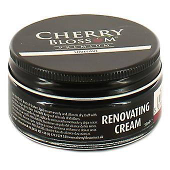New Black Cherry Blossom Renovating Cream In Screw Top Glass Jar. UK Size
