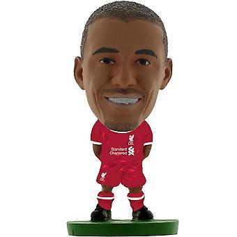 Liverpool FC Joel Matip 2021 JalkapalloStarz Jalkapallo Figurine