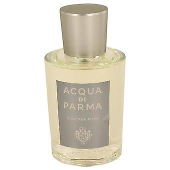 Acqua Di Parma Colonia Pura Eau De Cologne Spray (Unisex Tester) By Acqua Di Parma 3.4 oz Eau De Cologne Spray