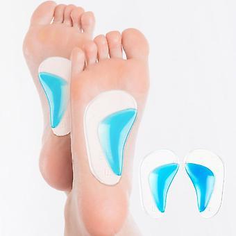 Einlegesohle Orthotic Professional Arch Unterstützung, flache Fuß Korrektor Schuh Kissen,