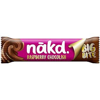 Nakd Vegan & Gluten Free Raspberry Chocolish Big Bite Bars