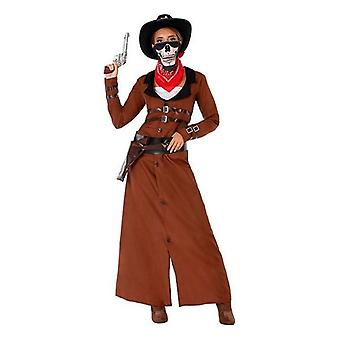 Costume for adults 114401 cowgirl