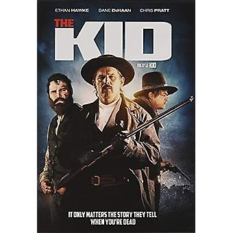Kid (Billy Le Kid) [DVD] USA import