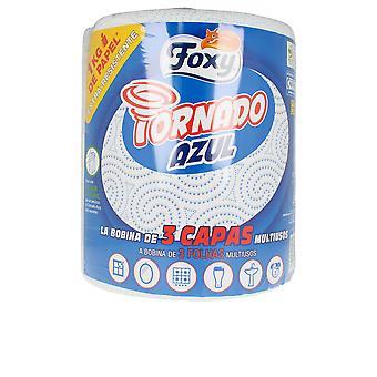 Foxy Tornado Blå Bobina Multiusos 3 Capas 1 Kg Unisex