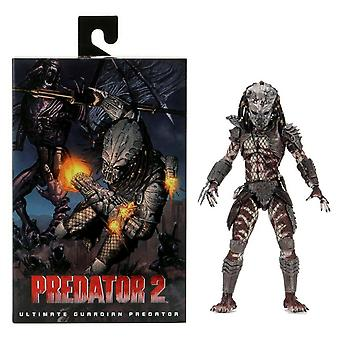 NECA Predator 2 Ultimate Guardian 7 Inch Scale Action Figure