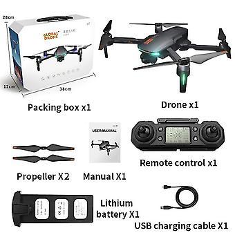 Gd91max drone 6k hd kamera 5g gps wifi ammatillinen quadcopter kolmiakselinen gimba harjaton moottori dron tukee RC-#g