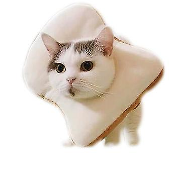 Cat Collar Avocado Bagel Cat Pet Headgear Anti-lick Ring