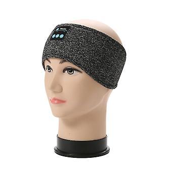 Bluetooth sport hoofdband, zweet-absorberende Bundel haar slaap oogmasker