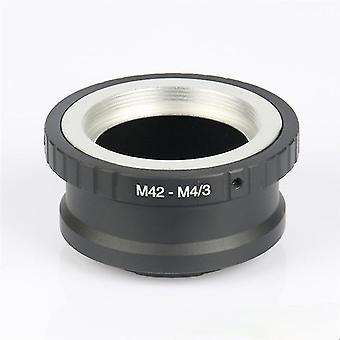 M42-m4/3 kroužek pro převod objektivu m42-m43 adaptérový kroužek