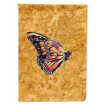 Caroline's Treasures 8858Chf Farfalla su tela bandiera oro, grande, multicolore