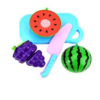 4Kpl lasten keittiösarja teeskennellä pelata leikkaamalla hedelmiä koulutus lelut a41