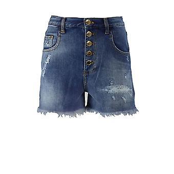 Pinko Dido Denim Shorts