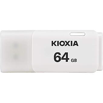 Kioxia 64GB TransMemory U202 USB2 Branco