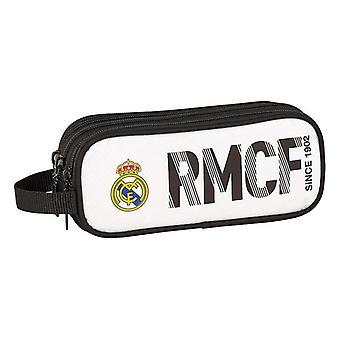Holdall Real Madrid C.F. White Black