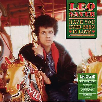Leo Sayer - Har du noen gang vært i Love Green Vinyl