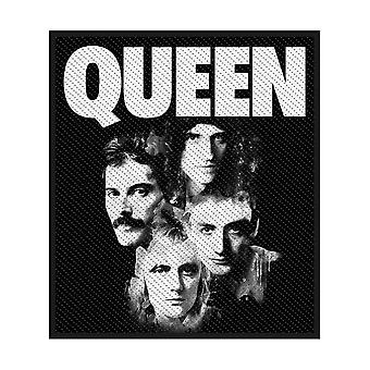 Kráľovná - tváre Štandardná náplasť