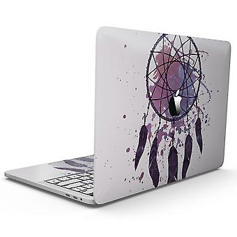 Dreamcatcher fröccsenés - Macbook Pro touch bar bőrkészlettel
