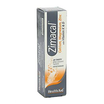 HealthAid Zimacal Poreilevat tabletit 20 (801290)