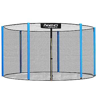 Trampoline net - 312 cm / 10ft - buitenrand bevestiging