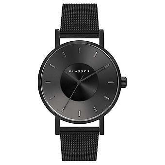 Klasse14 Volare Dark Metal 36mm Mesh Bracelet VO17BK005W Watch