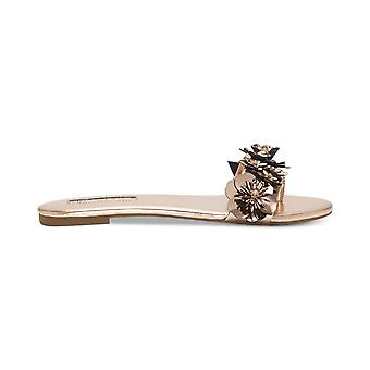 INC International Concepts Womens Millay Split Toe Special Occasion Slide Sandals