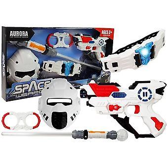 Star Wars Lyssværd legetøj sæt