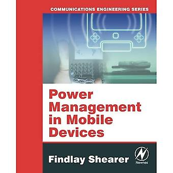 Power Management in Mobile Devices (Communications Engineering (Paperback))