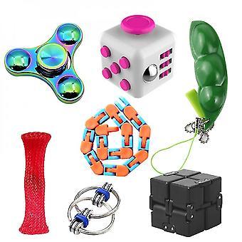 Fidget Toys Pack Stress &angst relief værktøjer