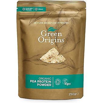 Organic Pea Protein - 250 grams